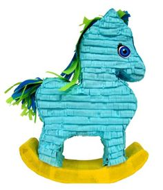 5a3384a18d0 Aztec Imports Rocking Horse Pinata  24.99  bestseller Horse Piñata