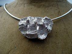 Zandstorm: Hangers in zilver (Art Clay Silver,hangers)