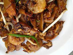 Sam Tan's Kitchen: Penang Char Kuay Teow (Stir-Fried Flat Rice Noodles)