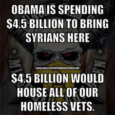 Yes it would then he could try to home regular homeless people in the US but he doesn't care about anyone but himself