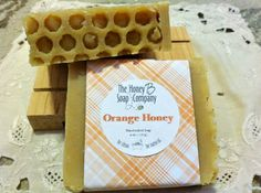 The Honey B Soap Company - Coming to Eco Chic's Junk Market, spring 2014! www.TheHoneyBSoapCompany.com Chalk Paint Tutorial, Honey Soap, Soap Company, Spring 2014, Soaps, Orange, Chic, Blog, Bath Soap