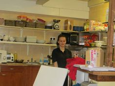 A student at work #workplacement #internship #kilkenny #ireland