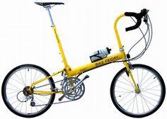 Bike Friday - Custom folding and travel bicycles hand-crafted in Oregon Bike Friday, Sport Bikes, Wheels, Motorized Bicycle, Mini, Bicycling, Rockets, Biking, Oregon