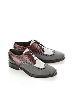 NATHAN BROGUE OXFORD - Laced Shoes Women - Alexander Wang Online Store
