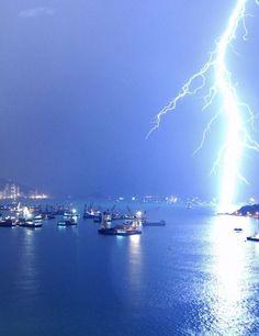 Amazing Lightening Storm