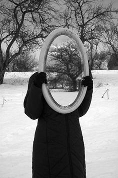 Photography Women--Mirror, Mirror.. Camil Tulcan, Reflections.