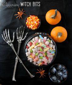 Cinnamon Witch Bits #puppychow #halloween - BoulderLocavore.com