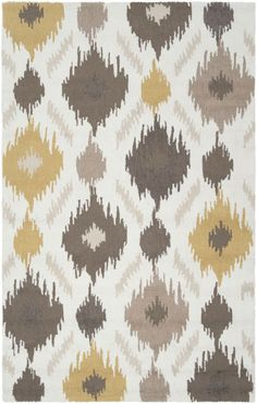 Surya Brentwood BNT-7676 Antique White Rug. Rugs USA Labor Day Sale up to 80% Off! Area rug, carpet, design,   style, home decor, interior design, pattern, trend, statement,   summer, cozy, sale, discount, free shipping, labor day.