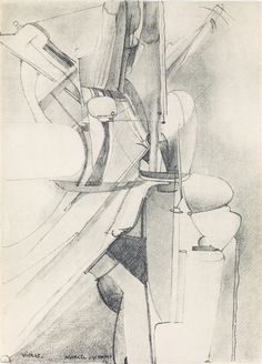Artwork by Marcel Duchamp, La Mariée mise à Nu par ses Célibataires Mêmes (The Green Box), Made of collotype and lithograph reproductions