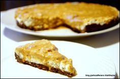 Cheesecake al dulce de leche http://blog.giallozafferano.it/alittleplace/cheesecake-al-dulce-de-leche/