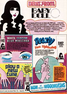 News From Baby Doll - 1967