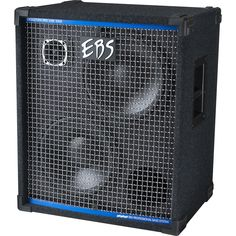 EBS 480899 BQAA Bass Amp Cabinets