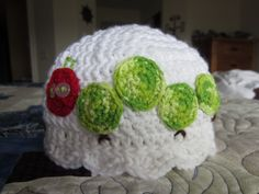The Hungry Caterpillar hat