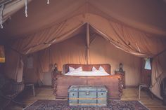 Glamping, Safari, Open Air, Outdoor Furniture, Outdoor Decor, Tent, Childhood, Germany, Culture