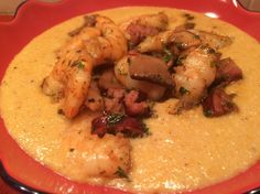 These Shrimp & Grits The Best Thing You'll Ever Put In Your Mouth? PROBABLY!