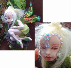 Iridessa Regal OOAK fée Fées Art poupée Figurine par britpoprose99