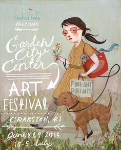 Festival Fete by Rebecca Green