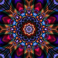 Kaleidoscope Design 9 by DennisBoots on DeviantArt