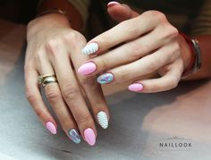 Glass nails www.naillook.pl