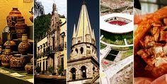 Los 5 imprescindibles de Guadalajara hermosa perla tapatia, mi bella ciudad... México Desconocido