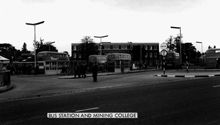 Bus Station And Mining College c1965