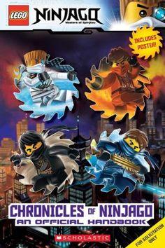 LEGO+Ninjago:+Chronicles+of+Ninjago:+An+Official+Handbook