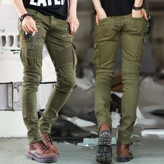 Green Black Denim Biker jeans Mens Skinny 2015 Runway Distressed slim elastic jeans hiphop Washed  Price: $45.14 & FREE Shipping #onlineshopping #fashion #fashionista #fashionweek #style #clothing #brand #dress #shoes #accessories #jewelry #gadgets #fashionblogger #photooftheday