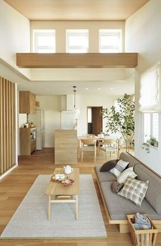 56 trendy home minimalist architecture spaces Minimalist Home Decor, Minimalist Interior, Minimalist Architecture, Minimalist House, House Architecture, Minimalist Bedroom, Japanese Living Rooms, Japanese House, Home Room Design
