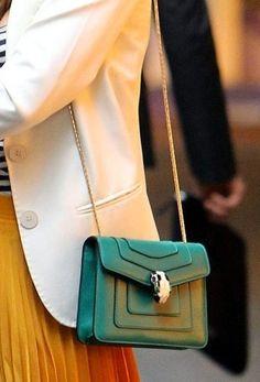 Bvlgari Serpenti Shoulder Bag