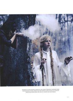 Vs Editorial A Fairytale Spring Summer 2011 Photographers Susannah Benjamin