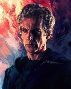 719 Best 12th Doctor Art Images In 2019 Doctor Who Art Drawings Draw