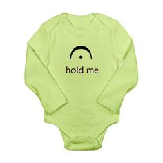 onesie.   ahhhh music humor.....my child(ren) will have one of these... :D lol
