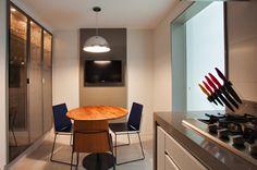 copa - cozinha - interior design - Kitchen design - Favo móveis - Saporito Engenharia - Studio 021 Arquitetura