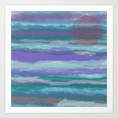 MY SKY Art Print by NioviSakali - $14.56