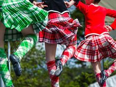 Highland dancer at highland games in Scotland Scottish Highland Dance, Scottish Highlands, Highland Games, Scottish Names, Kilt Skirt, Grimm Fairy Tales, Just For Fun, Image Photography, Cut And Color