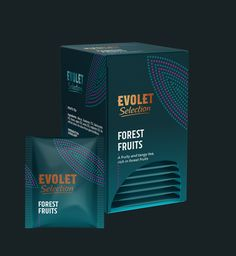 Evolet Selection HoReCa Tea Range on Packaging of the World - Creative Package Design Gallery