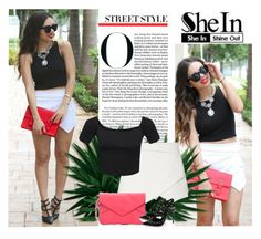 """""""Sheinside II - 3"""" by selmica11 ❤ liked on Polyvore"""