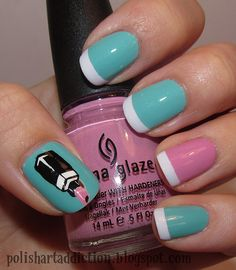 pink teal and white my perfect dream color combo