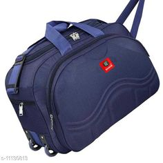 Messenger Bags Attractive Duffle Bags Material: Polyester Laptop Capacity: No laptop compartment Multipack: 1 Sizes: Free Size (Length Size: 22 in, Width Size: 12 in, Height Size: 12 in)  Country of Origin: India Sizes Available: Free Size   Catalog Rating: ★4.1 (1378)  Catalog Name: Classic Stylish Women Messenger Bags CatalogID_2071431 C73-SC1079 Code: 784-11130813-5121