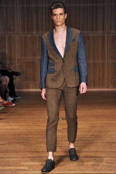 Loris Dirian Spring Summer 2016 Primavera Verano - #Menswear #Trends #Tendencias #Moda Hombre - New Yoek Fashion Week - Male Fashion Trends
