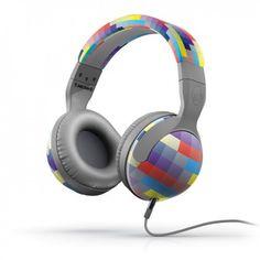 Pixelated @Skullcandy Hesh 2 headphones