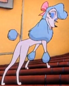 Georgette from Oliver and Company