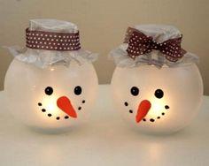55 Creative Christmas DIY Decorations | Meowchie's Hideout