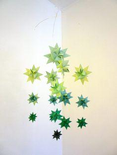 paper star mobile