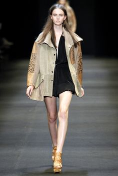 Barbara Bui Spring 2011 Ready-to-Wear Fashion Show - Theres Alexandersson (IMG)