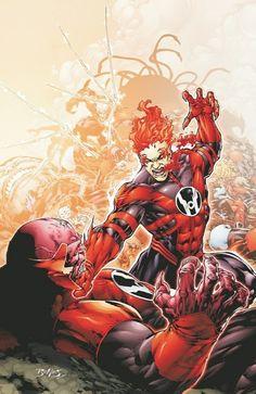 Red Lanterns - Rage - Atrocitus