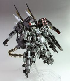 GUNDAM GUY: RG 1/144 Strike Freedom Panzer - Custom Build