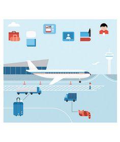 171 best Aircraft Safety Card Design Inspiration images on Pinterest ...