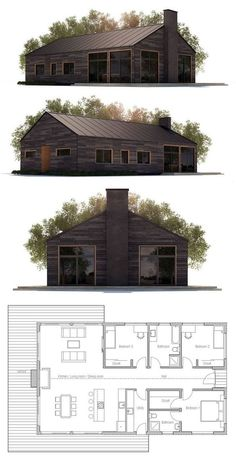 Container home 3 bed 2 bath fireplace