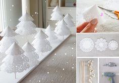 A díszek elkészítése annak köszönhető, hogy nekünk pár éve hófehér karácsonyfánk van, viszont a díszek beszerzése hosszú évek munkája volt. Ha...